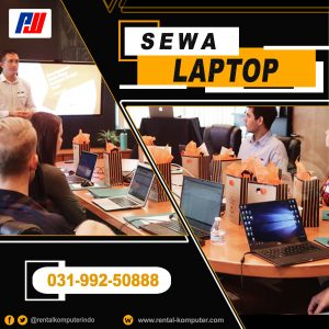 RENTAL SEWA LAPTOP SURABAYA