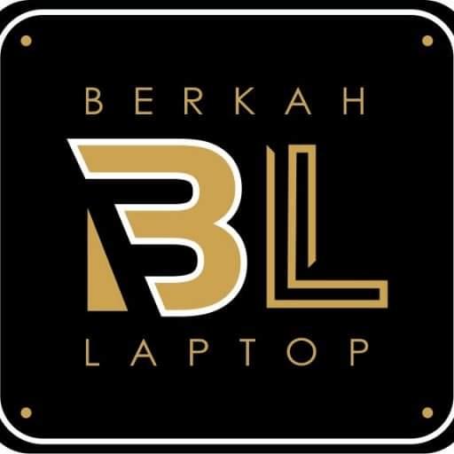 Logo Berkah Laptop Pusat Tempat Service Servis Jual Beli Sparepart Aksesoris Charger Laptop Notebook Surabaya